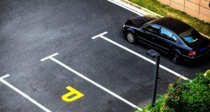 recherche d'un parking